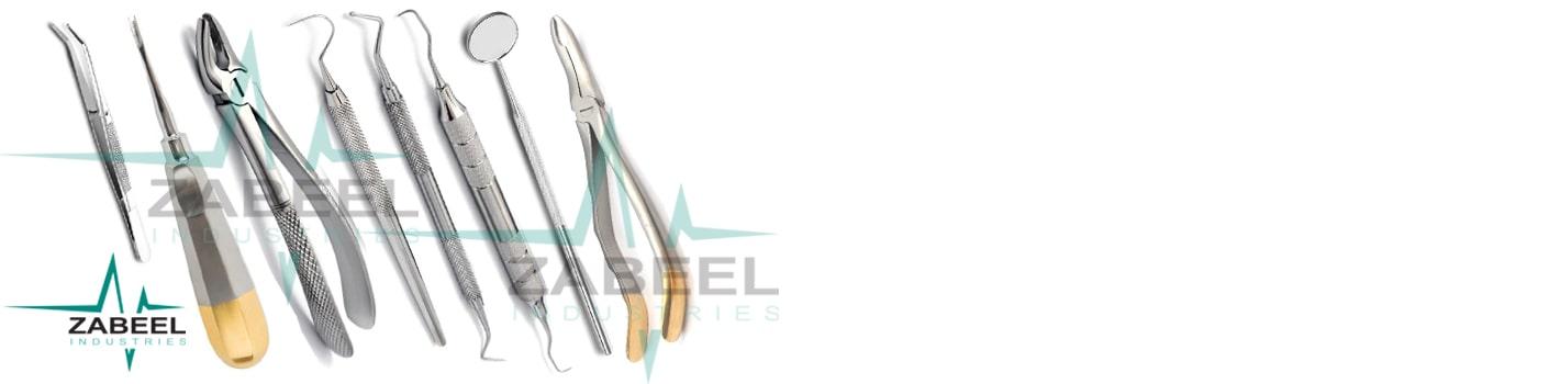 Dental Instruments -Zabeel