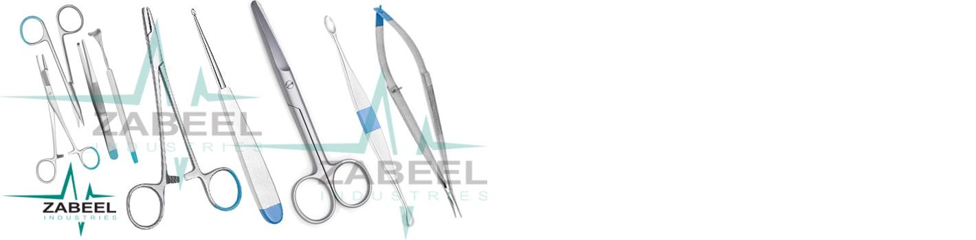 Single Use Instruments-Zabeel