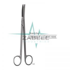 Boettcher Tonsil Scissors Zabeel