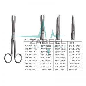 Standard Operating Scissors Zabeel