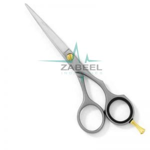 Edge Stainless Steel Hair Barber Scissors ZaBeel