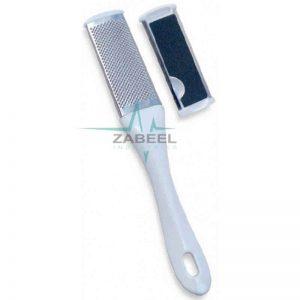 Foot file Callosity Rasp Plastic Handle ZaBeel
