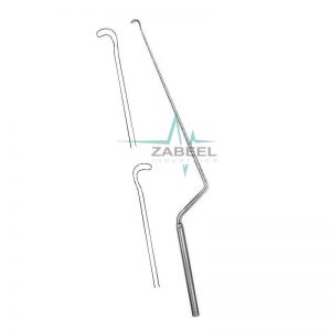 Landolt Micro Enucleator Bayonet Shaped Zabeel