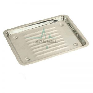 Scalers Tray Stainless Steel Zabeel