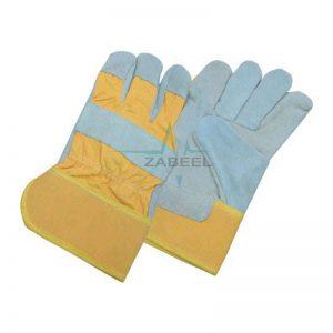 Working Glove Cotton Cuff Zabeel