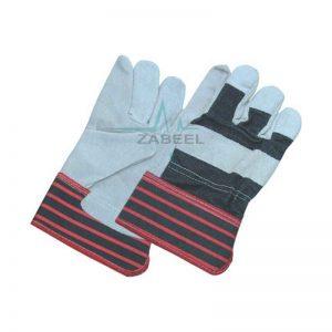 Working Glove Rubber Zabeel